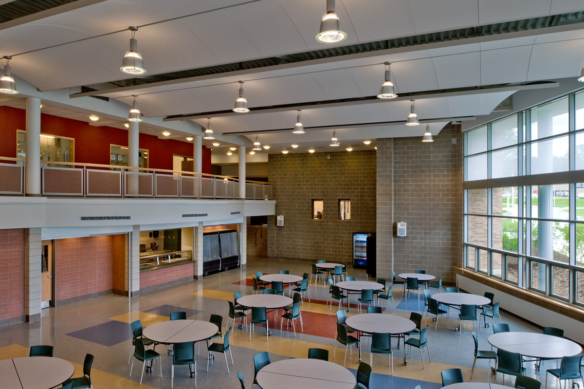 Somers High School Kgd Architects
