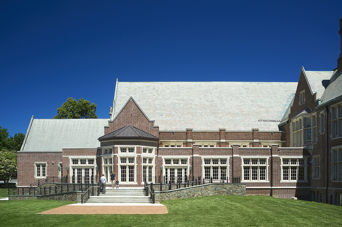 Bronxville Union School Auditorium